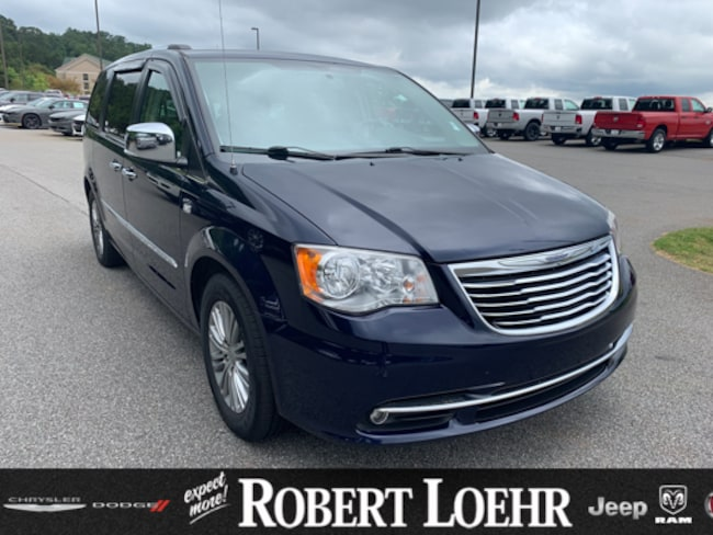 2014 Chrysler Town & Country Touring-L Van 2C4RC1CG4ER454553