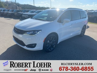 New 2020 Chrysler Pacifica RED S EDITION Passenger Van for sale in Cartersville, GA