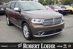 2017 Dodge Durango Citadel SUV 1C4SDHET3HC746824 For Sale in Cartersville, GA