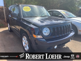 2014 Jeep Patriot Latitude FWD SUV 1C4NJPFA3ED590450