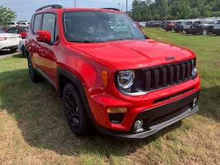 New 2019 Jeep Renegade ALTITUDE FWD Sport Utility for sale in Cartersville, GA