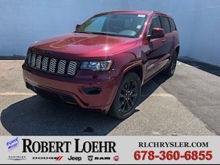 New 2020 Jeep Grand Cherokee ALTITUDE 4X2 Sport Utility for sale in Cartersville, GA