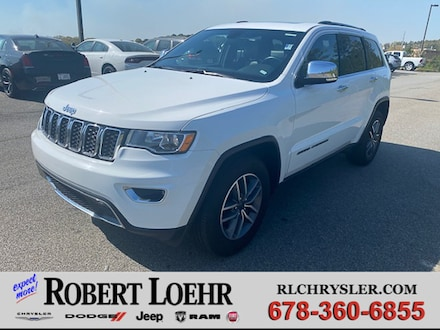 2020 Jeep Grand Cherokee Limited SUV 1C4RJEBG9LC118126