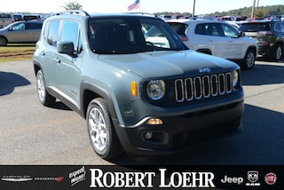 New 2018 Jeep Renegade LATITUDE 4X2 Sport Utility for sale in Cartersville, GA