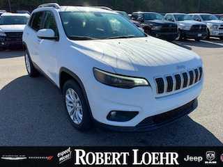 New 2019 Jeep Cherokee LATITUDE FWD Sport Utility for sale in Cartersville, GA