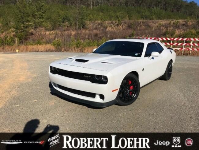 2016 Dodge Challenger SRT Hellcat Coupe 2C3CDZC9XGH254504