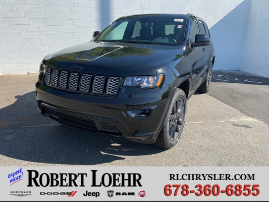 New 2020 Jeep Grand Cherokee For Sale at Robert Loehr