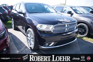New 2019 Dodge Durango CITADEL RWD Sport Utility for sale in Cartersville, GA