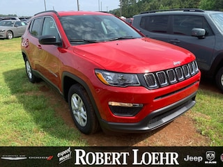 New 2019 Jeep Compass SPORT FWD Sport Utility for sale in Cartersville, GA