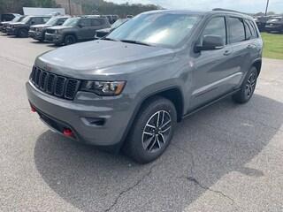 New 2020 Jeep Grand Cherokee TRAILHAWK 4X4 Sport Utility for sale in Cartersville, GA
