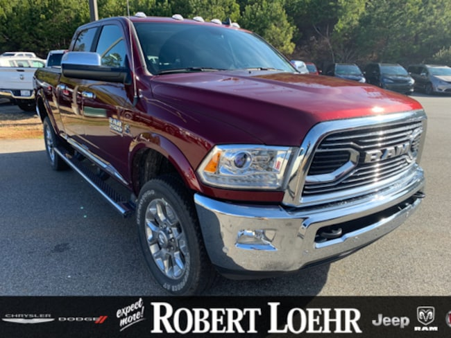 New 2018 Ram 2500 LIMITED CREW CAB 4X4 6'4 BOX Crew Cab for sale in Cartersville, GA