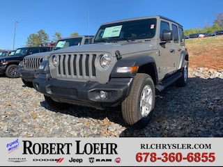 New 2020 Jeep Wrangler UNLIMITED SPORT S 4X4 Sport Utility for sale in Cartersville, GA