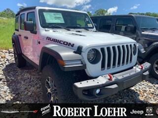 New 2019 Jeep Wrangler UNLIMITED RUBICON 4X4 Sport Utility for sale in Cartersville, GA