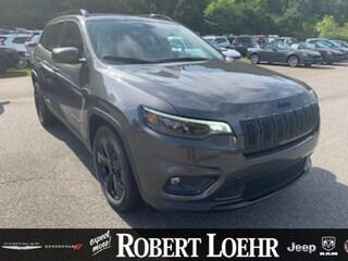 New 2019 Jeep Cherokee ALTITUDE FWD Sport Utility for sale in Cartersville, GA
