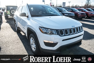 New 2019 Jeep Compass SPORT 4X4 Sport Utility for sale in Cartersville, GA