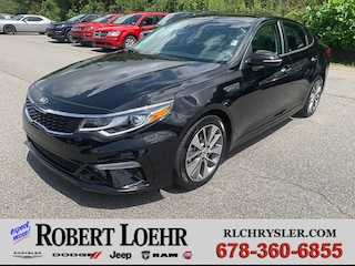 2019 Kia Optima S Sedan 5XXGT4L38KG279685
