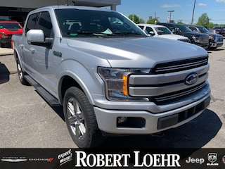 2018 Ford F-150 LARIAT Crew Cab Short Bed Truck 1FTEW1EG4JFA55100 For Sale in Cartersville, GA