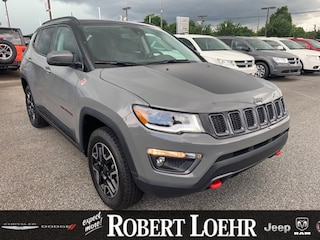 New 2019 Jeep Compass TRAILHAWK 4X4 Sport Utility for sale in Cartersville, GA