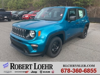 New 2020 Jeep Renegade SPORT FWD Sport Utility for sale in Cartersville, GA