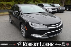 2015 Chrysler 200 C Sedan 1C3CCCCG9FN619940