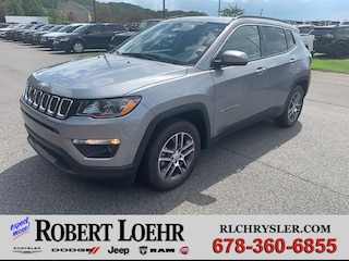 New 2020 Jeep Compass SUN AND SAFETY FWD Sport Utility for sale in Cartersville, GA