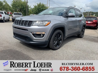 New 2020 Jeep Compass ALTITUDE FWD Sport Utility for sale in Cartersville, GA