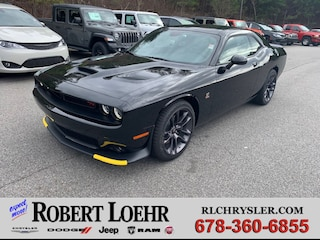 New 2020 Dodge Challenger R/T SCAT PACK Coupe for sale in Cartersville, GA