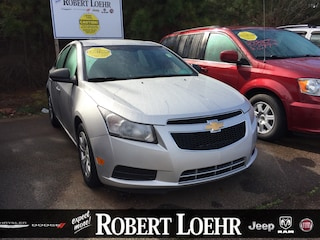 2013 Chevrolet Cruze LS Auto Sedan 1G1PA5SH8D7287332