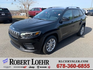 New 2020 Jeep Cherokee LATITUDE FWD Sport Utility for sale in Cartersville, GA