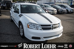 Bargain 2014 Dodge Avenger SE Sedan 1C3CDZAG9EN180594 for sale in Cartersville, GA