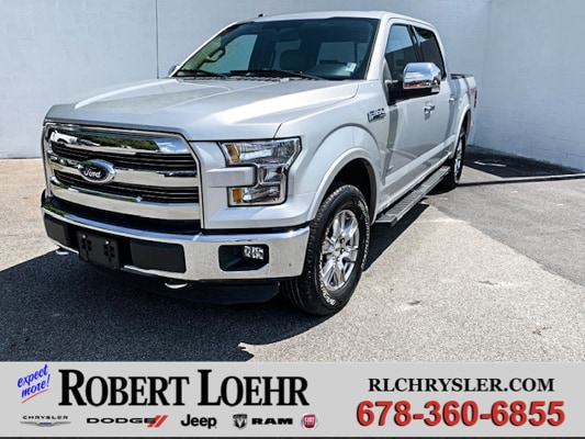 2016 Ford F-150 Lariat Truck SuperCrew Cab 1FTEW1EP1GFA58173