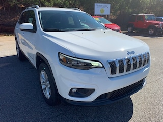 New 2019 Jeep Cherokee LATITUDE 4X4 Sport Utility for sale in Cartersville, GA