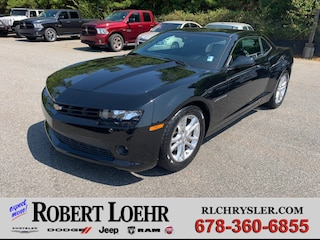 Pre-Owned 2015 Chevrolet Camaro LT w/1LT Coupe 2G1FD1E38F9236720 for sale in Cartersville, GA