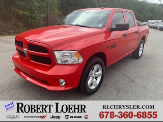 2015 Ram 1500 Tradesman/Express Crew Cab Truck 3C6RR6KT3FG698705 For Sale in Cartersville, GA