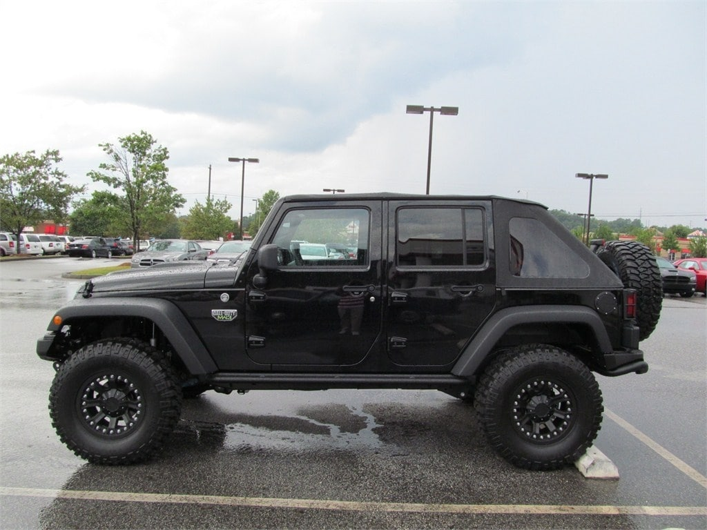 Custom Lifted Jeep Wranglers in Cartersville, GA