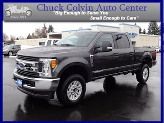 2017 Ford F-250 XLT Crew Cab Short Bed Truck