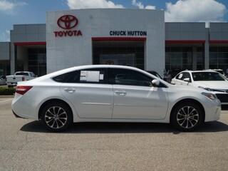 New 2018 Toyota Avalon XLE Sedan 4T1BK1EB6JU273226 for Sale in Memphis, TN
