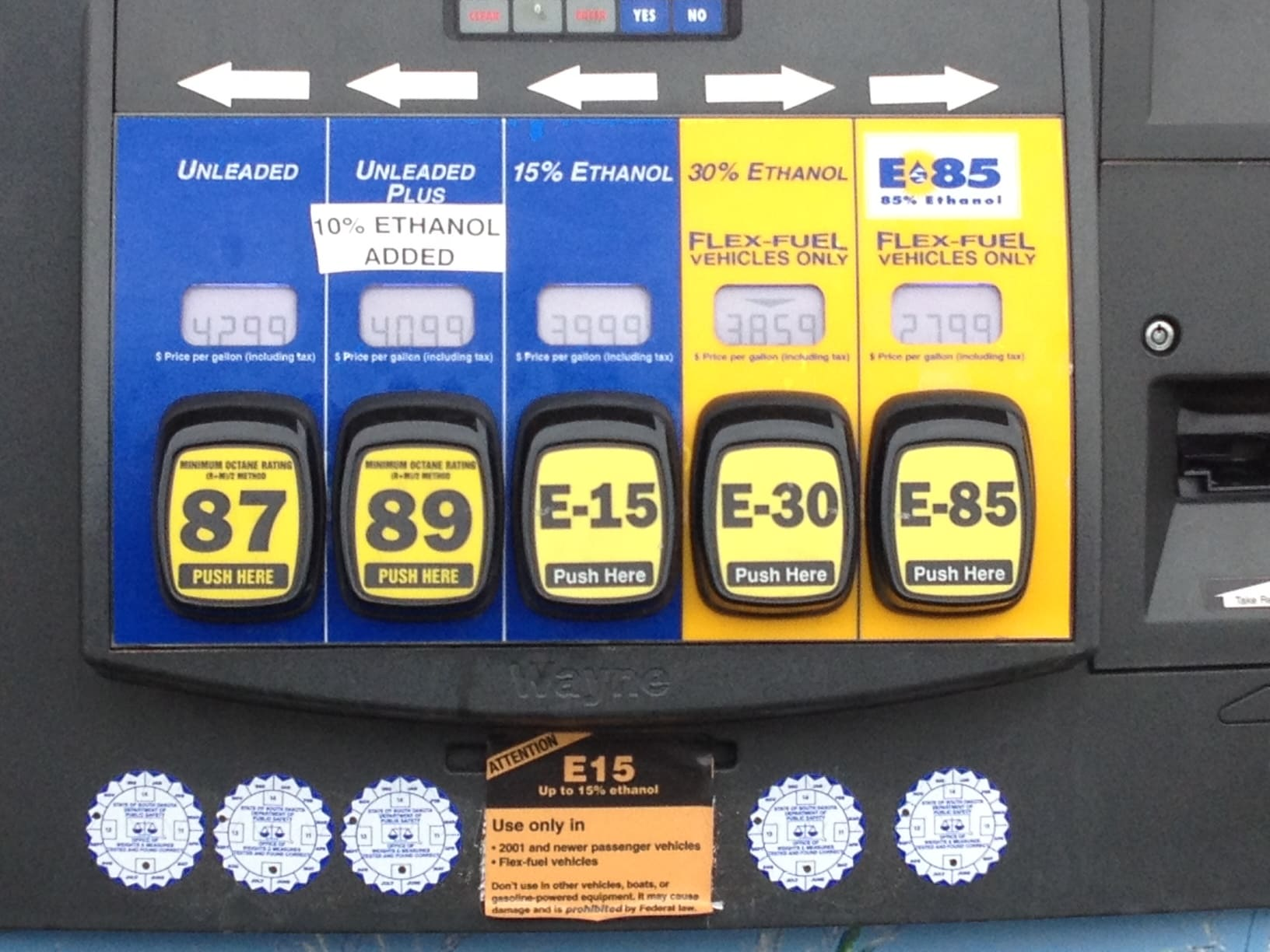What Is Flex Fuel >> Toyota Flex Fuel Vehicles Memphis Chuck Hutton Toyota Serving