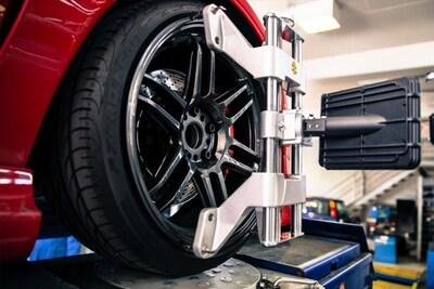 2-Wheel Alignment Special