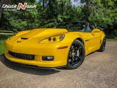 2010 Chevrolet Corvette Z16 Grand Sport w/4LT Coupe