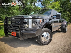 2013 Ford Super Duty F-450 DRW Platinum Pickup Truck