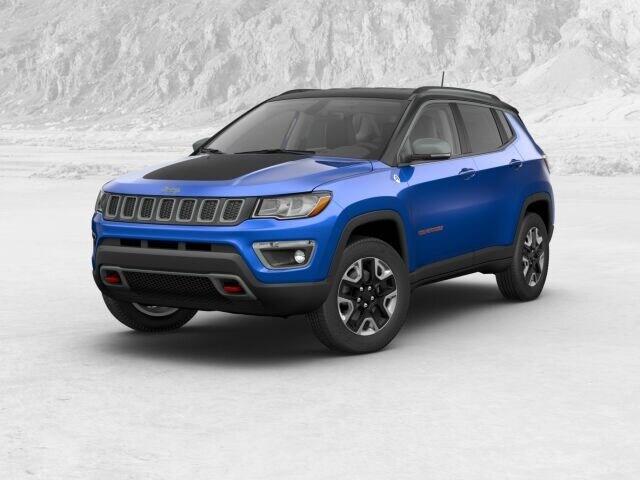2017 Jeep Compass TRAILHAWK 4X4 Sport Utility