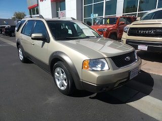 Bargain vehicle 2007 Ford Freestyle SEL Wagon for sale in Chico, CA