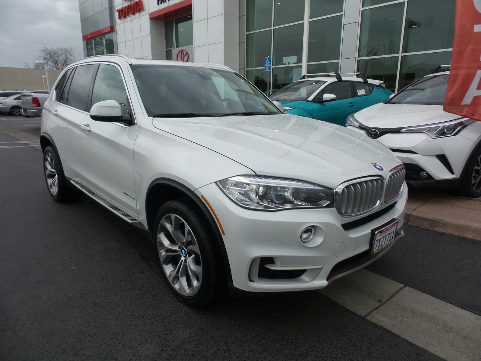 Featured pre-owned vehicles 2016 BMW X5 xDrive35d SAV for sale near you in Chico, CA