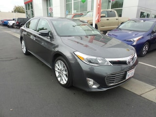 Used 2015 Toyota Avalon Limited Sedan 374318 in Chico, CA