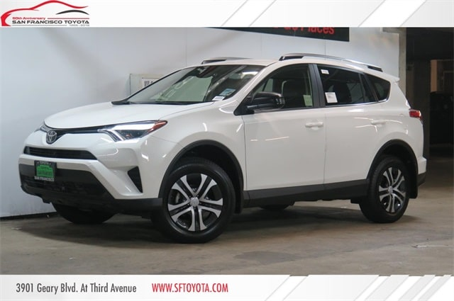Featured new cars, trucks, and SUVs 2018 Toyota RAV4 LE SUV for sale near you in Chico, CA
