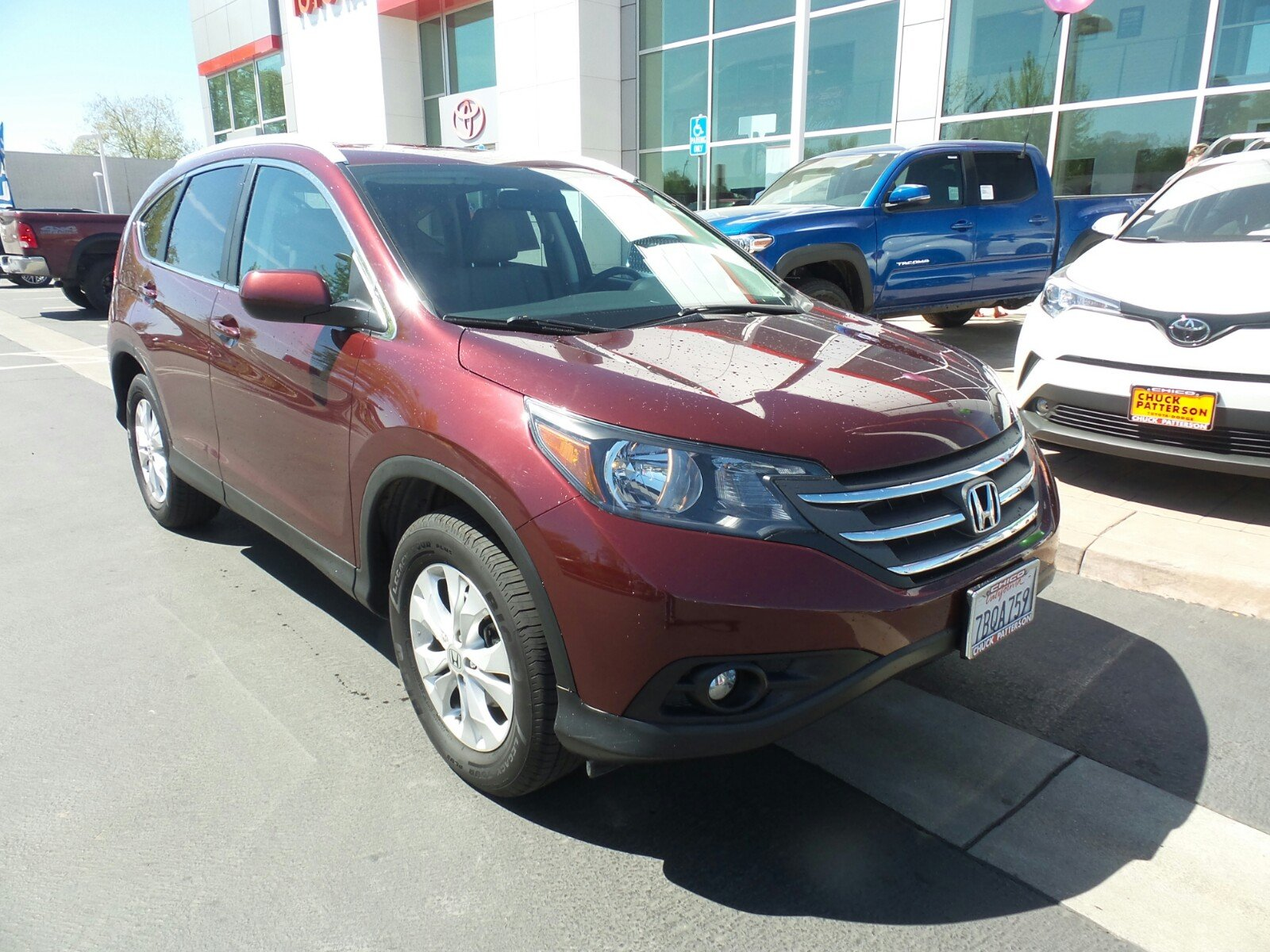 Featured pre-owned vehicles 2014 Honda CR-V EX-L AWD SUV for sale near you in Chico, CA