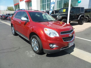 All new and used cars, trucks, and SUVs 2015 Chevrolet Equinox LTZ SUV for sale near you in Chico, CA