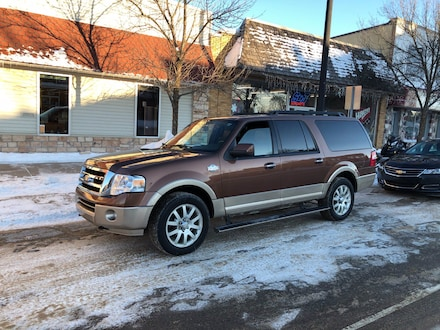 2011 Ford Expedition EL King Ranch SUV