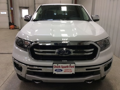 Chuck Spaeth Ford >> Used 2019 Ford Ranger For Sale At Chuck Spaeth Ford Vin